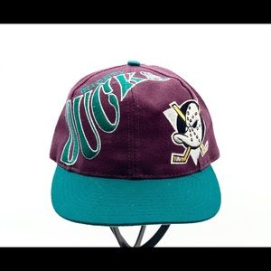 NFL Mighty Ducks Anaheim Disney Snapback Hockey